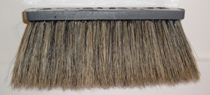 Natural Hog's Hair Bristle