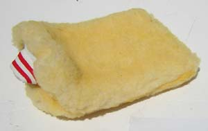 Soft wash Mitt