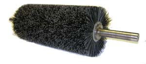Abrasive / Nylon Tire Brush