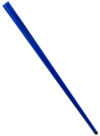 FoamMaster® Blue Aluminum Handle - 40""